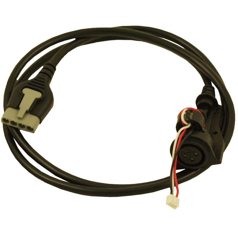 VR2 CHARGER SOCKET & CABLE 1.2M (FORMERLY SA77565) / SA 79238